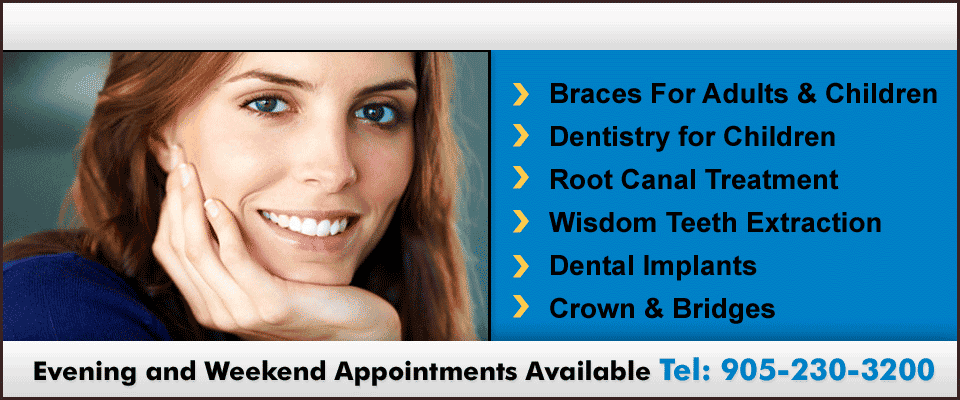 Best Dentist in Brampton